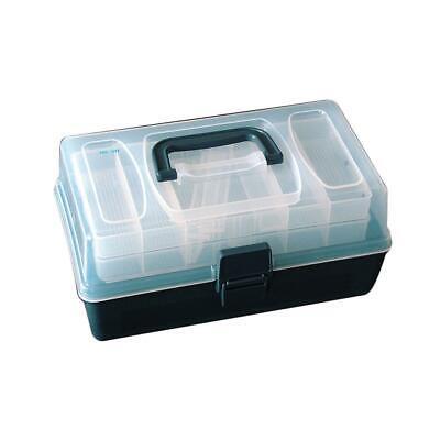Tronix Axia 2 Ausleger Box 29.4 X 18.7 X 15cm//Angelkasten//Fischen