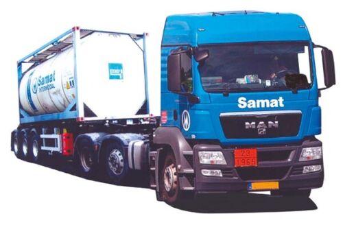 AWM LKW MAN TG-S LX Tank-Cont-SZ Samat