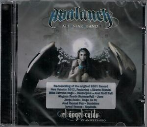 angel-caido-re-recorded-2017-AVALANCH-CD