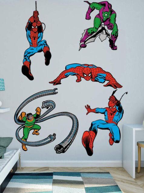 Fathead Spider-Man Classic Marvel Comics Heroes Real Big Wall Decor New  96-96015