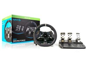 Logitech-Xbox-One-und-PC-Racing-Lenkrad-Driving-Force-G920-RACING-WHEEL