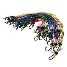 Corda ELASTICA 20 Pezzi Set elastici cordino Tie Down Rimorchi Camping db44