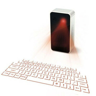 MOJO-HOME Bluetooth Wireless Folding Keyboard with Touchpad BLACK