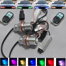 remote color change RGB LED Angel Eyes Marker For BMW E39 E53 x5 E60 E63 E87