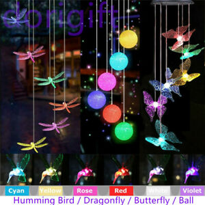 Color-Changing-Outdoor-LED-Solar-Powered-Wind-Chime-Light-Yard-Garden-Decor-gift