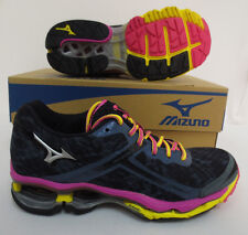 MIZUNO WAVE CREATION 15 WOMENS SIZE 6 RUNNING WORKOUT JOGGING GYM SHOES NEW PINK
