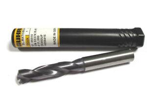 vhm spiral bohrer mit IK Guhring Guhring carbide spiral drill with coolant