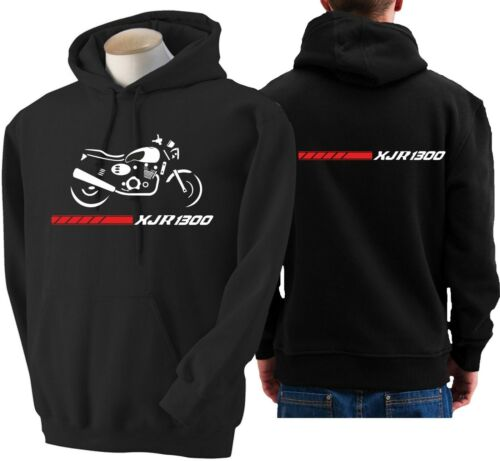 Felpa moto Yamaha XJR 1300 2016 hoodie sweatshirt bike hoody Hooded sweater