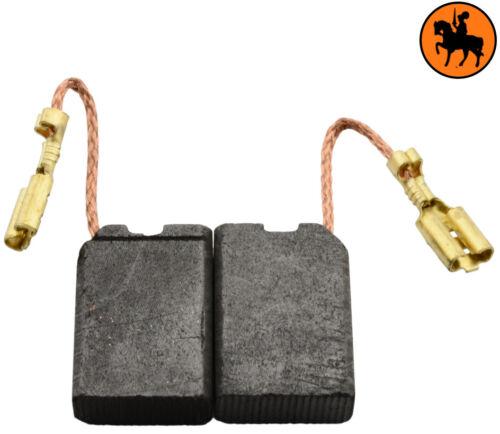 Con Parada Automáti Escobillas de Carbón DEWALT DW840A amoladora 6.3x14x20mm