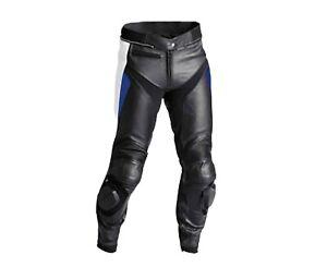 BMW Motorcycle Biker Racing Leather Suit Mens Motorbike Leather Jacket Trouser