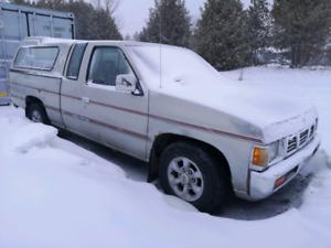 Nissan Hardbody 1997