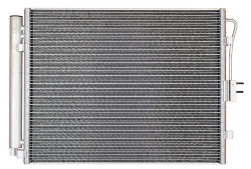A//C Condenser APDI 7013784 fits 10-11 Kia Soul 1.6L-L4