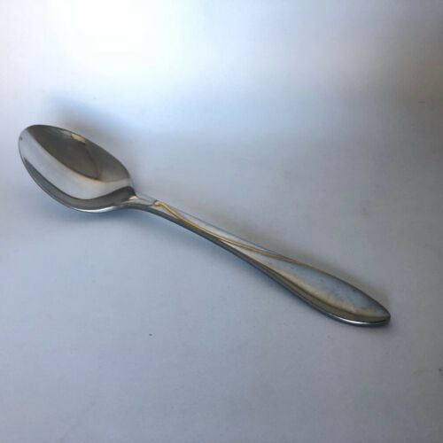 Yamazaki RACEME Stainless Gold Accent 18//8 Japan Flatware Soup or Place Spoon