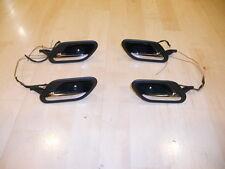 BMW E39 528 540 E38 740 750 OEM Complete Lighted Interior Door Handles Set