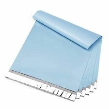 10x13 Poly Mailer Bags Thick Self Sealing Shipping Envelopes Mailing Pastel Blue