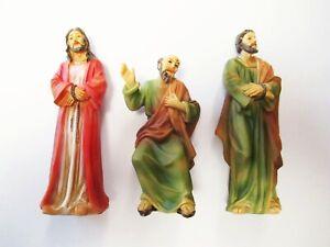 Jesus Passion Figure Die Verurteilung 3 Er Set Figures from Poly New