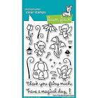 Lawn Fawn Fairy Friends Clear Cling STAMPS Lf1057