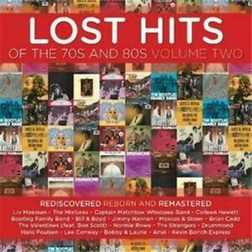 LOST HITS OF THE 70s and 80s Vol Two feat. Kevin Borich, The Mixtures CD NEW