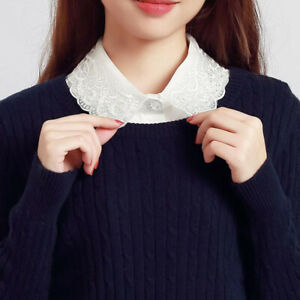 Lace-Small-Lolita-Sweater-Temperament-Retro-Collar-Decorative-Fake-Collar-BM