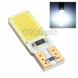 License-Plate-Light-Blanco-DC-12V-T10-W5W-LED-CANBUS-194-921-COB-For-Benz-BMW