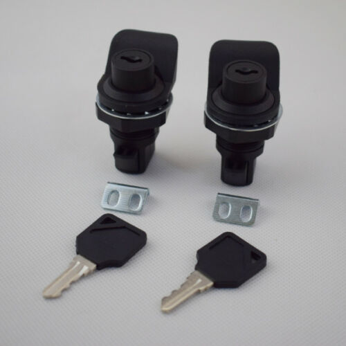 2PCS Push Button Latch Replacement Southco 93-303 Glovebox Lock Boat Hardware