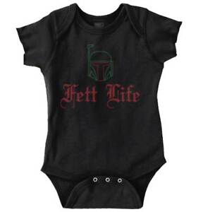 Nerdy-Space-Bounty-Hunter-Sci-Fi-Galaxy-Movie-Newborn-Romper-Bodysuit-For-Babies