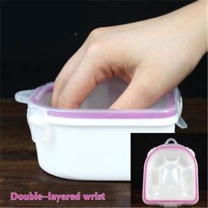 Nail-SPA-Acetone-Resistant-Soak-Off-Warm-Water-Bowl-Manicure-Nail-Soak-Bow-WT