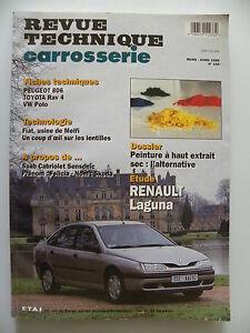revue-technique-automobile-carrosserie-RTA-Renault-Laguna