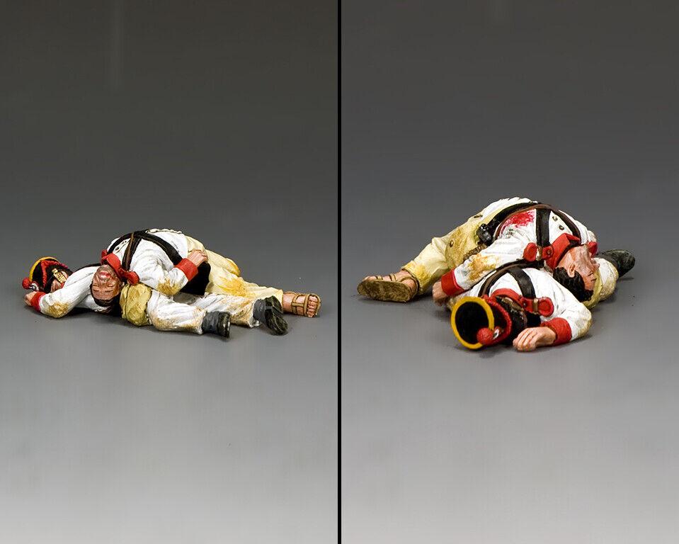 King & Country Denken Sie daran die Alamo RTA097 Zwei B Opfer MIB