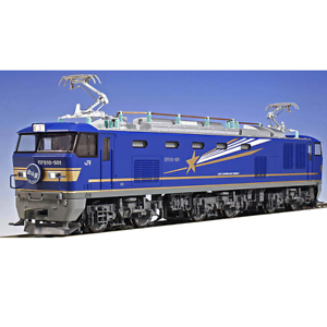 Kato-1-311-Electric-Locomotive-EF510-500-Hokutosei-Color-HO