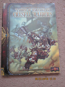 Mgp Earthdawn 3ème Nations De Barsaive Iv Crystal Raiders Mongoose Publishing Vgc