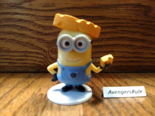 Despicable Me 3 Surprise Figurine Series 1 Cheese Hat Jerry