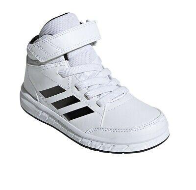 Adidas Boys Shoes Running Fashion Kids Trainers School AltaSport Mid G27114 New | eBay