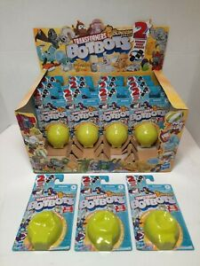 Transformers Botbots Series 5 Goldrush Games - Lot of 15 with Display Box