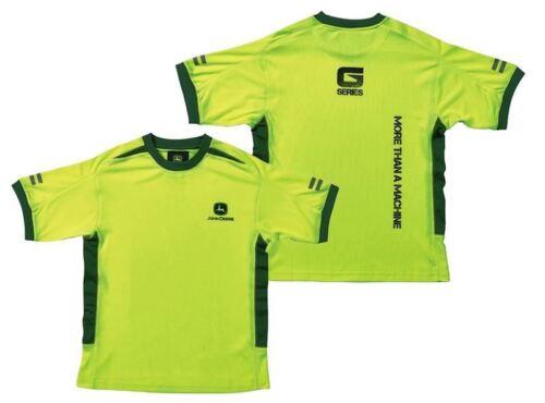 John Deere Hohe Sichtbarkeit T-Shirt G-Serie