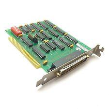 Keithley Instruments Pio 24 Parallel Digital Interface Boardcard 24 Line Isa