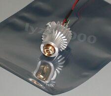 Real 100mw 130mw 532nm green laser module with heatsink glass lens