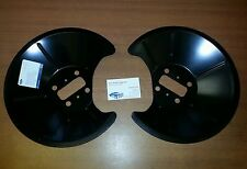 FORD FOCUS RS MK1 2002 - 2004 REAR BRAKE DISC SHIELD SET GUARD SET NEW