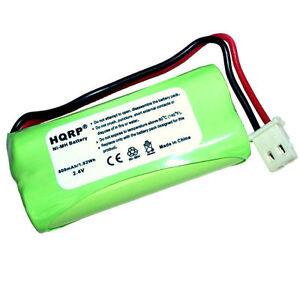 Hqrp-Batterie-Telephone-sans-Fil-pour-Vtech-BT-266342-BT-166342-BT-183342
