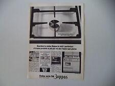 advertising Pubblicità 1965 CUCINA ZOPPAS MOD. 725 L