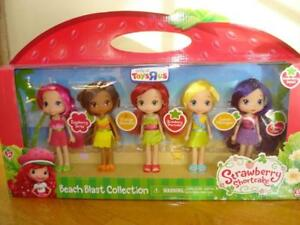 Details About Strawberry Shortcake Beach Blast Collection Toys R Us Exclusive