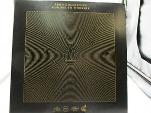 Rend Collective • Choose To Worship LP  2020 Rend Family Records NM c VG+