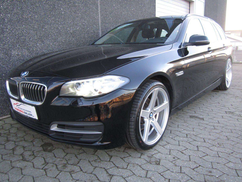 BMW 520d 2,0 Touring aut. 5d - 329.500 kr.