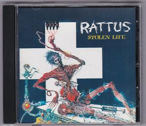 Rattus-stolen-life-CD-Appendix-riistetyt-Kaaos-Terveet-Kadet-lama-Finland-Punk