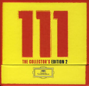 BOX-56xCD-111-Years-Of-Deutsche-Grammophon-The-Collector-039-s-Edition-Vol-2-M-M