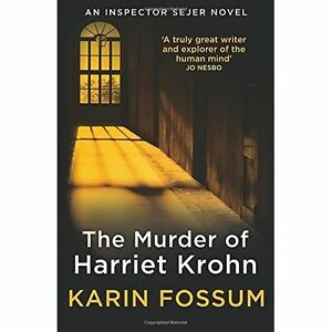 The-Murder-of-Harriet-Krohn-Inspector-Sejer-10-Fossum-Karin-Used-Good-Book