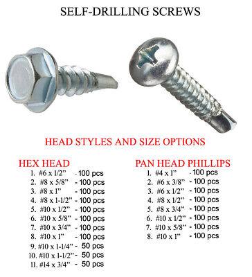 3-Pack Crown Bolt #6-32 X 1//4 In Phillips Pan-Head Machine Screws