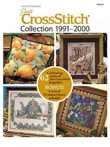 Just-Cross-Stitch-1991-2000-Collection-DVD-62-Issues-New