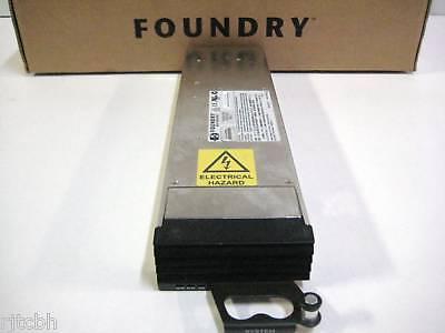 Foundry Brocade NI-X-ACPWR 16 and 8-Slot NetIron XMR//MLX AC 1200W Power Supply