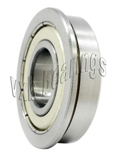 "FR2-5-RZ Flanged Bearing 1//8/""x5//16/""x9//64/"" Ceramic Ball"